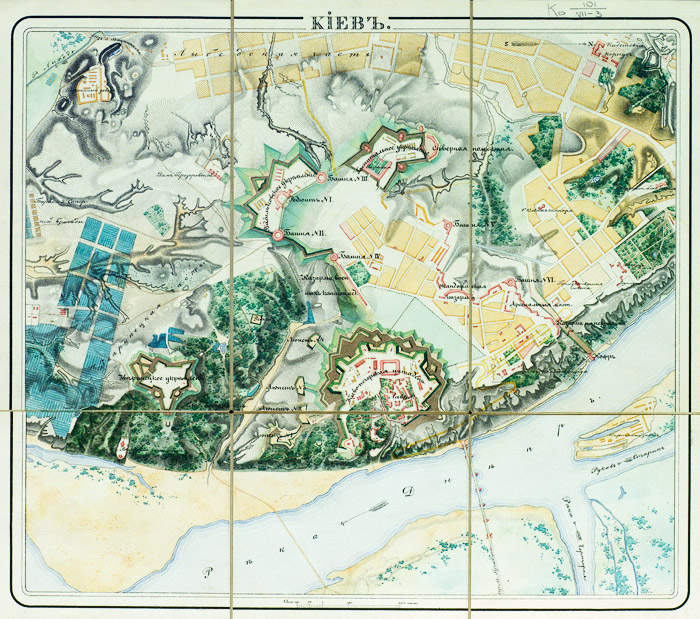 kosoy-kaponir-old-map